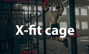 Oasen Bad & Motion X-Fit Cage