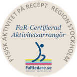 Oasen Bad & Motion - Certifierad FAR